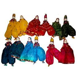 Rajasthani Mix Puppets