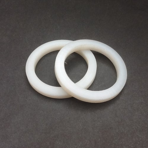 Nylon Washer Round White Nylon Washer Manufacturer From Pune
