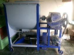 Automatic Cattle Pallet Feed Plant