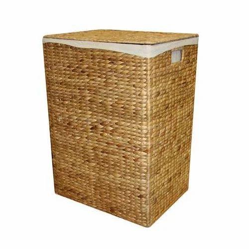 Inspirational Dark Brown Laundry Basket