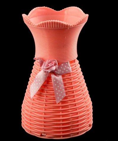 Flower Pot Plastic Flower Vase Wholesale Trader From Delhi