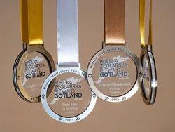 Engraved Medals