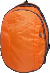 Caris Orange Backpack Bag