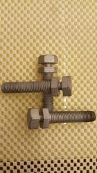 Double Head Shear Bolts For High Voltage Spacer Dampers