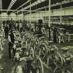 Old Plant Machinery