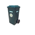 Wheeled Garbage Bins