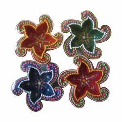 Star Design Diwali Diya