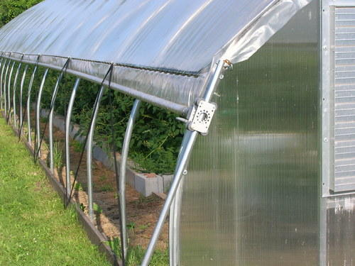 Side Ventilated Tunnels