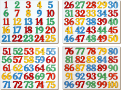 Number Inset Puzzle