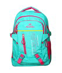 Rulisi Backpack Sky Green Color