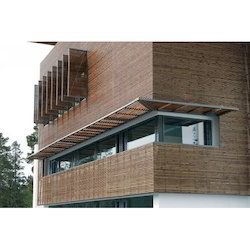 Outdoor Wood Cladding