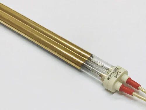 Infrared Gold Reflector Lamp