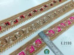 Embroidered Lace E2193
