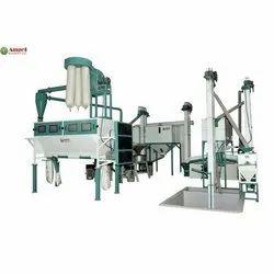 Whole Wheat Atta Chakki Plant