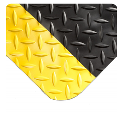 Diamond-Plate Sponge Cote Mat