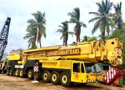 500 Ton Crane