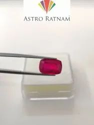 Natural Ruby Gemstone Chunni