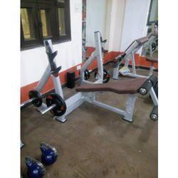 Decline Gym Bench