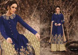 Designer Banglori  Silk Salwar Kameez