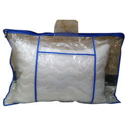 Designer Transparent Pillow Bag