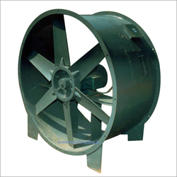Flameproof Axial Flow Fans