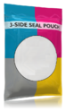 3 Side Seal Pouches