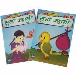 Hindi Story Talking Book