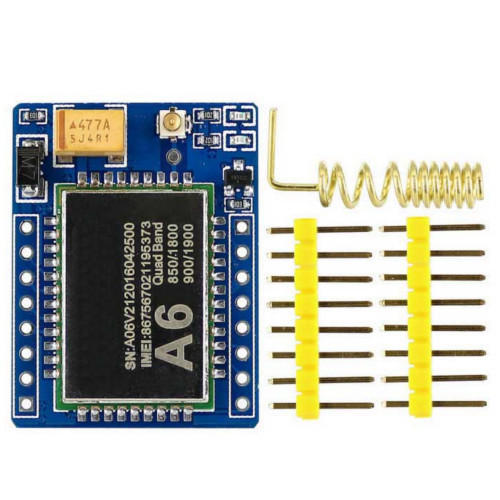 SIMCOM GSM GPRS Modules & Modems - SIM800C GSM GPRS Quadband Module
