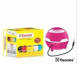 Troops TP-3014 TP-201 Aux Mini Speaker