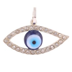 Good Luck Charm, Evil Eye Pendant, Nazar Battu