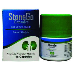 Stonego Capsules for Kidney Stone