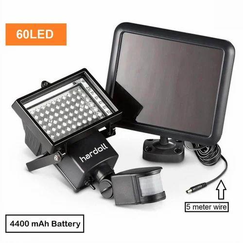 Hardoll 60 LED Solar Flood Lights