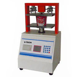 Paper Cup Compression Tester