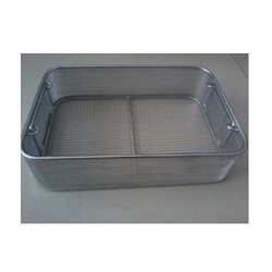 Wire Mesh Baskets Trays Trolleys - Wire Mesh Baskets Manufacturer ...