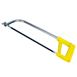 Adjustable Hacksaw With Plastic Handle