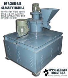 Air Classifier Mill (Stainless Steel)