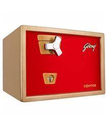 Godrej Safe Premium Coffer V1 Red