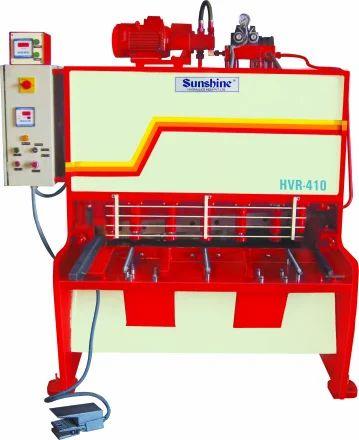 Small Hydraulic Shearing Machine