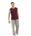 Mens Plain Pyjama