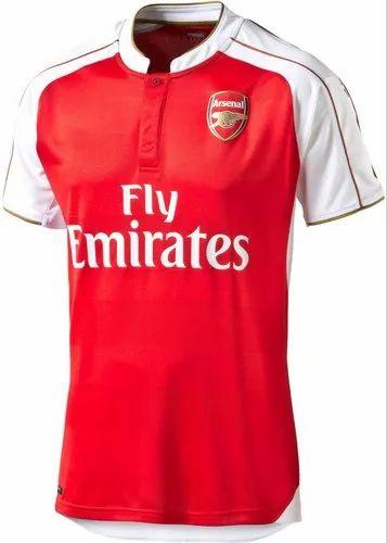 221f15865 Navex Arsenal Jersey   Navex Real Madrid 2018-19 Full Sleeve ...