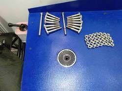 Nut Assembley Semi Automatic Machine