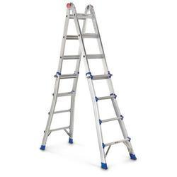 Self Supporting Folding Ladder