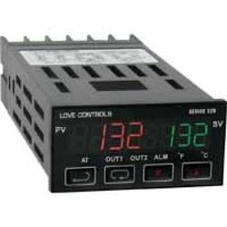 Series 16B 1/16 DIN Temperature Process Controller