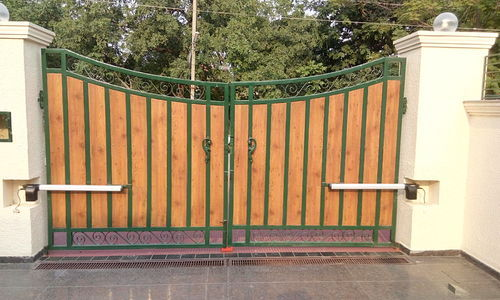 Automatic Swing Gate Motor Automatic Swing Gate Wholesale Trader From Chandigarh