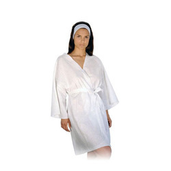 Disposable Spunlace Bath Robe