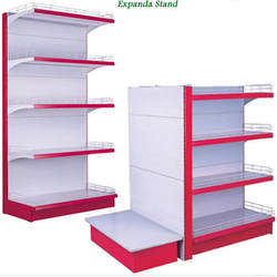 Hypermarket Racks Heavy Duty Super Market Racks