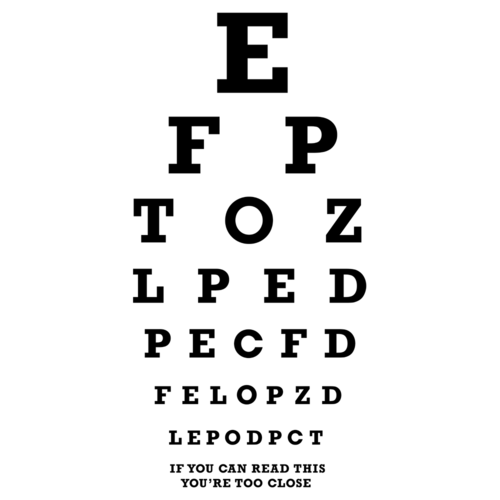 Eye Chart At Best Price In India