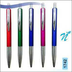 Metallic Coloured Ball Pen