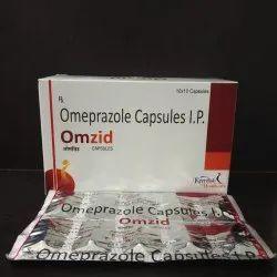 Omeprazole Capsules