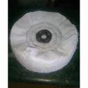 White Cotton Cloth Buff